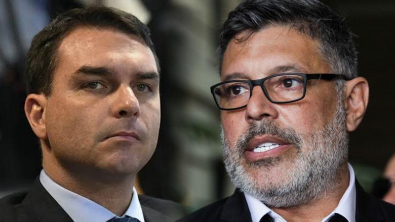Alexandre Frota quer cassar o mandato de Flávio Bolsonaro