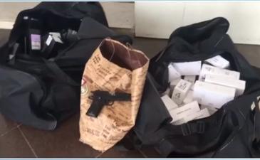 Bandidos invadem shopping e assaltam duas lojas na zona sul de SP