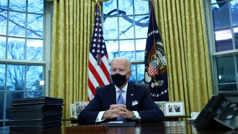 Biden diz que Trump deixou carta 'muito generosa' na Casa Branca