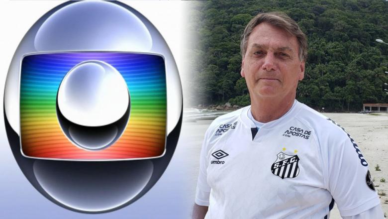 """Bolsonaro chama Globo de TV funerária e faz pedido: """"desliguem essa porcaria"""" (confira o vídeo)"""