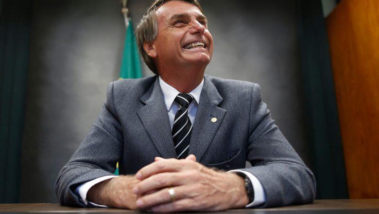 Bolsonaro lidera corrida eleitoral para as eleições de 2022, aponta pesquisa