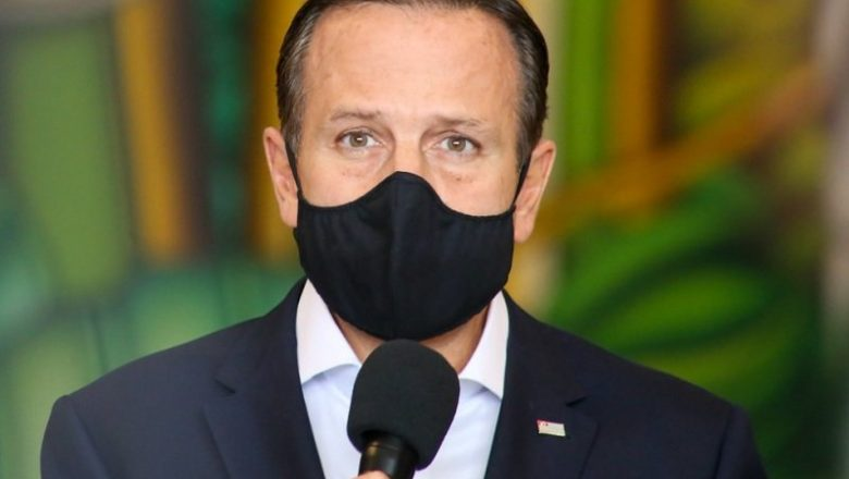 CoronaVac: Doria será convidado pela Câmara dos Deputados para prestar esclarecimentos
