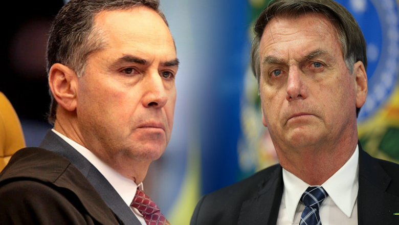 """Indireta a Bolsonaro? Barroso diz que """"Urnas eletrônicas são imunes aos anarquistas, chantagistas e fascistas"""""""