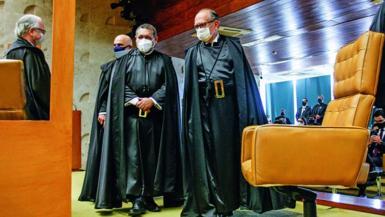 Kassio Nunes deve definir destino de Lula no caso do tríplex do Guarujá