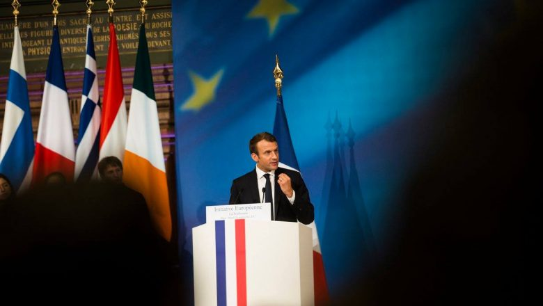 Macron dá ultimato: Reino Unido tem que escolher seus aliados