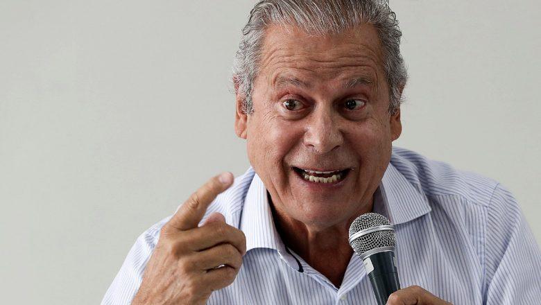 'Não podemos esperar até as eleições de 2022 para remover Bolsonaro do cargo de presidente' — declara Zé Dirceu