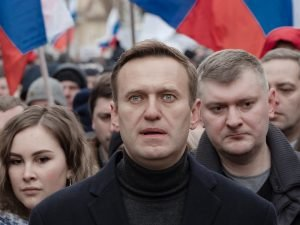 Navalny, opositor de Putin, é detido na Rússia
