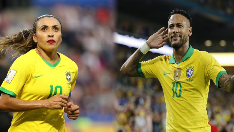 Por que Neymar ganha muito mais que Marta? descobra!