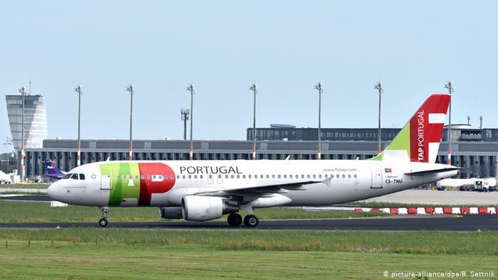 Portugal suspende voos do Brasil