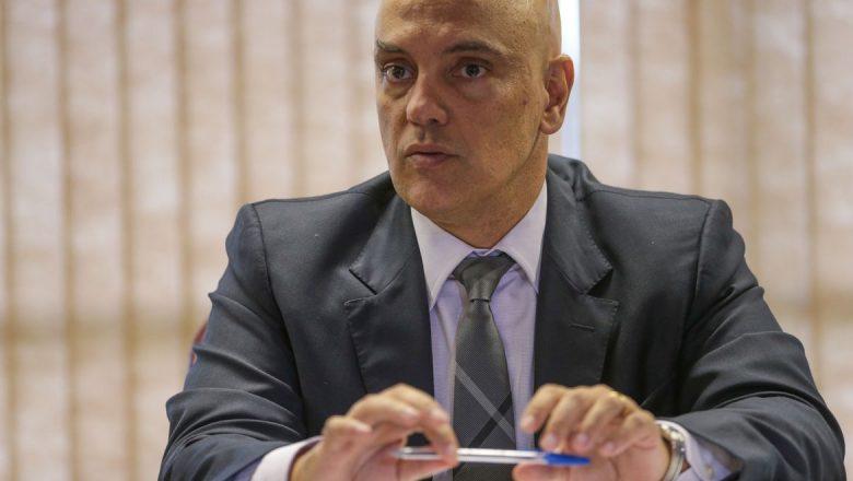 Alexandre de Moraes afirma que prisão do deputado Daniel Silveira foi um 'marco'