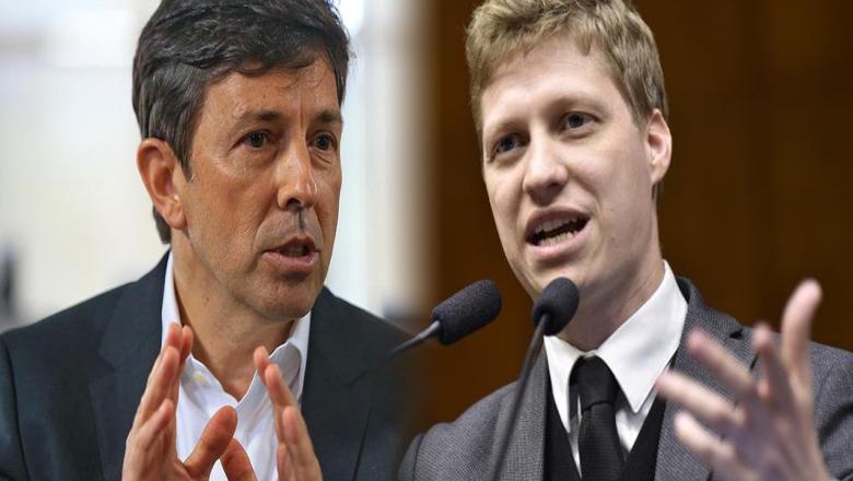 Amoedo critica bancada do Novo por votar contra a prisão de Daniel Silveira e toma forte invertida