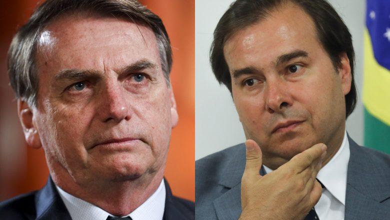 Assessor de Bolsonaro detona Maia com histórico avassalador: 'Quando Maia chora, o Brasil sorri'