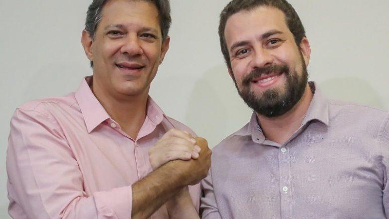 Briga na esquerda: Boulos critica Haddad