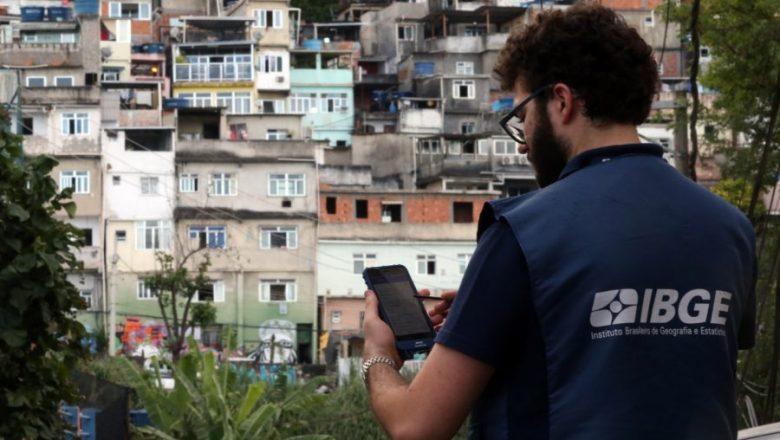 Censo 2021: IBGE oferece mais de 200 mil vagas