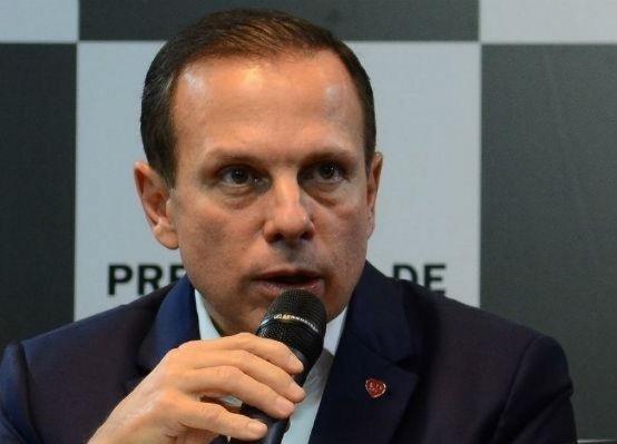 Contra Doria, senadores do PSDB declaram apoio ao atual presidente do partido