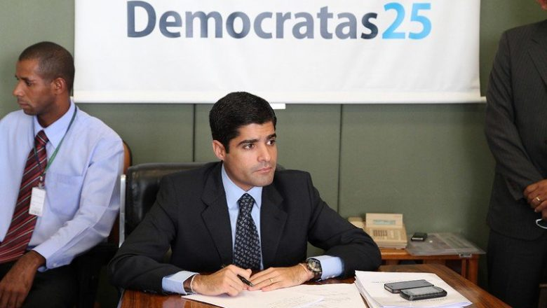 DEM não descarta apoio a Bolsonaro em 2022