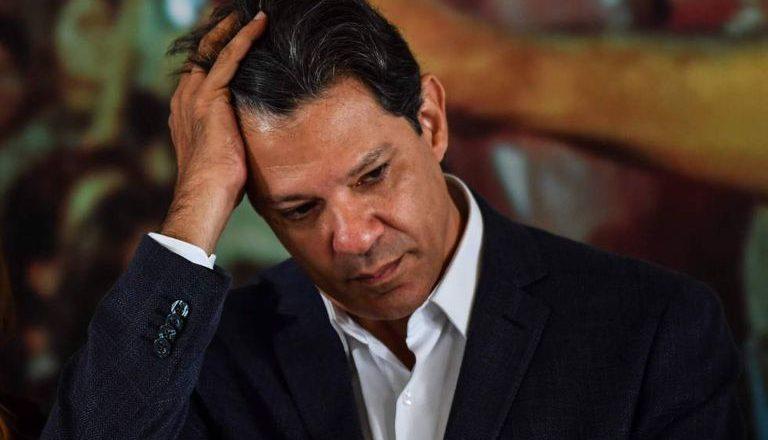 """Derrotado em 2018, Haddad diz que eleição de Bolsonaro foi o """"maior erro da história da República"""""""
