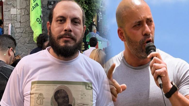 Enquanto Daniel Silveira está preso, jornalista que pediu o assassinato de Bolsonaro segue livre