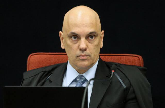 Esposa de Alexandre de Moraes advoga em 18 processos no STF