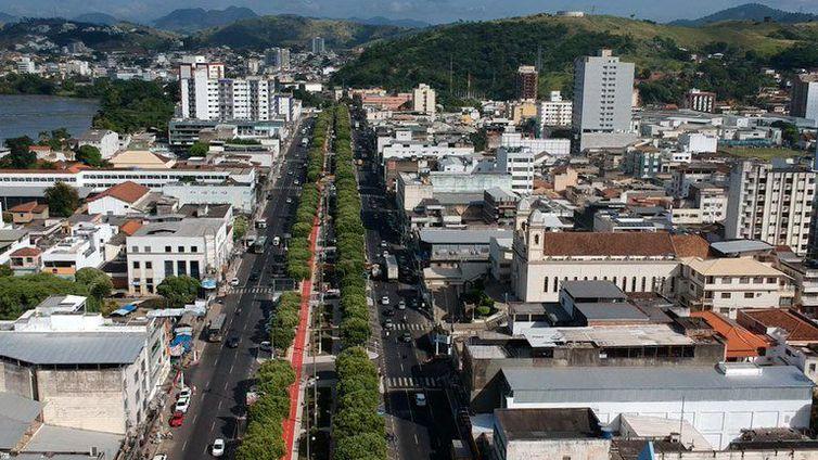 Governo conclui restauração da Travessia Urbana de Itaperuna, no Rio