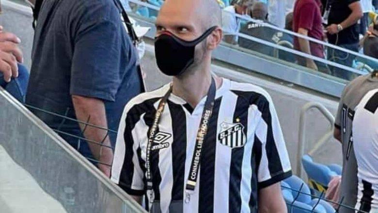 'Hipocrisia', diz Covas sobre críticas por ter ido à final da Libertadores
