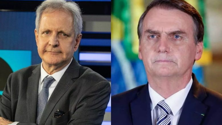 """Jornalista Augusto Nunes: """"Nunca vi um presidente tão perseguido pela imprensa como o Bolsonaro"""""""