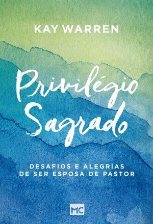 Livro autobiográfico relata quais são os desafios de ser esposa de pastor
