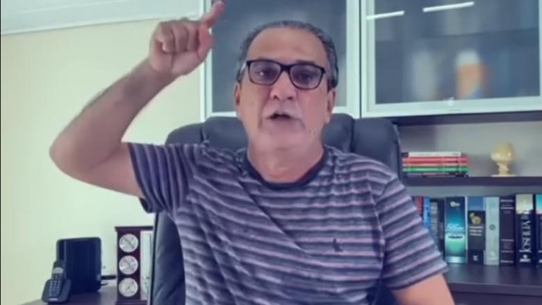 """Malafaia se levanta contra prisão de Daniel Silveira e fala em """"artigo 142"""""""