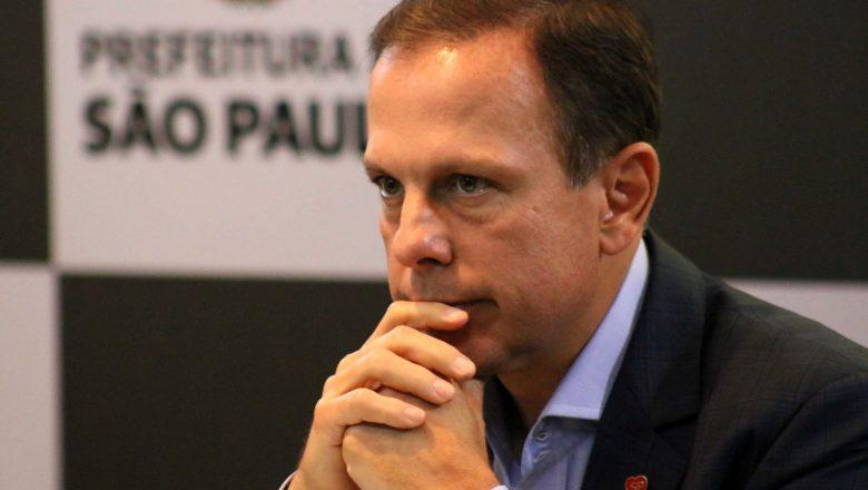 Ministério da Saúde rebate Doria: 'Mente ou tem total desconhecimento'