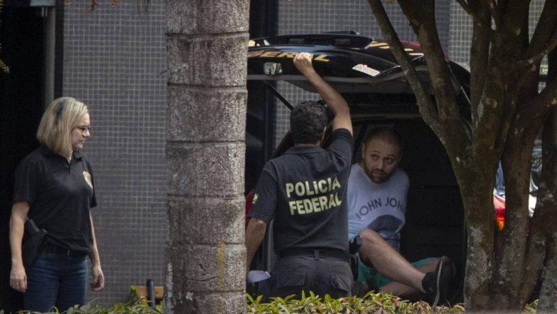 MPF pede para hacker da Lava-Jato voltar à prisão preventiva após ter usado internet para dar entrevista