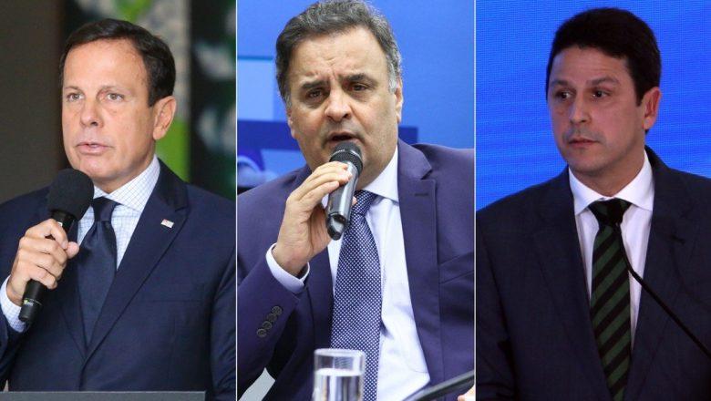 PSDB: Doria faz ofensiva por candidatura à Presidência