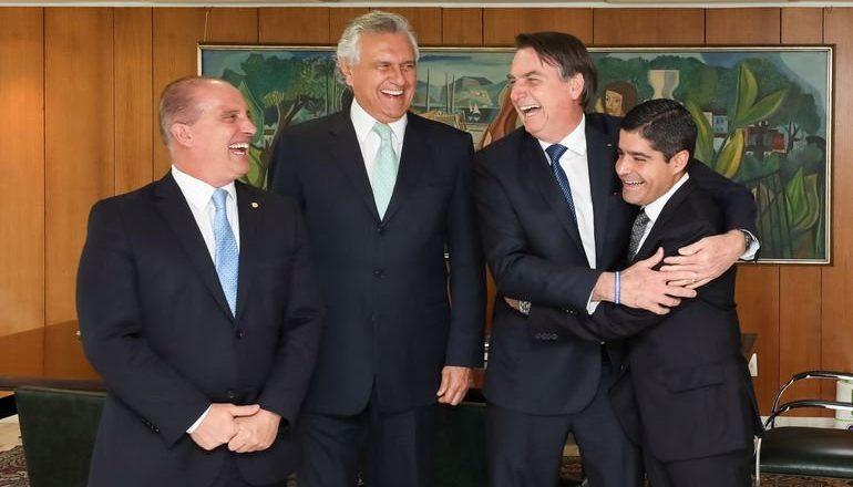 Sem Maia no comando da Câmara, DEM se aproxima de Bolsonaro