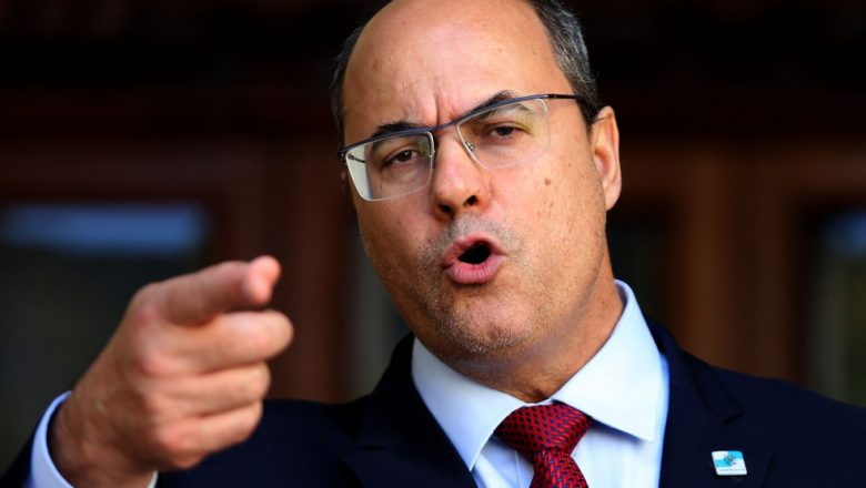STJ torna Witzel réu por corrupção e prorroga afastamento até 2022