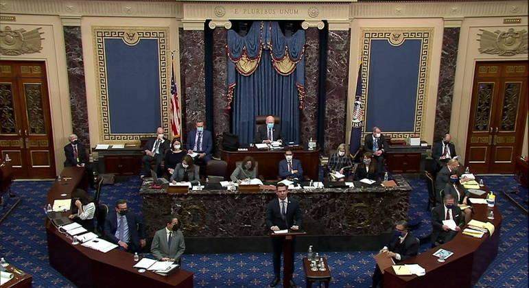 Trump: Senado aceita testemunhas e decisão deve ser adiada