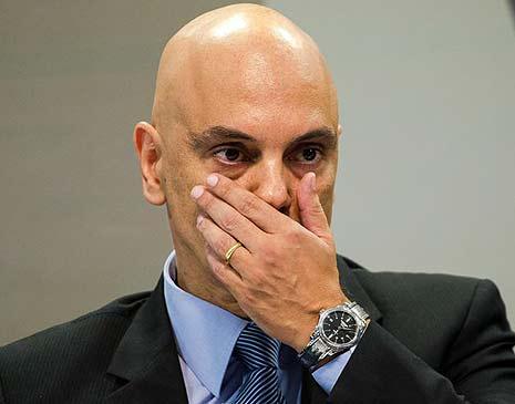 Abaixo-assinado pede 'impeachment' de Alexandre de Moraes