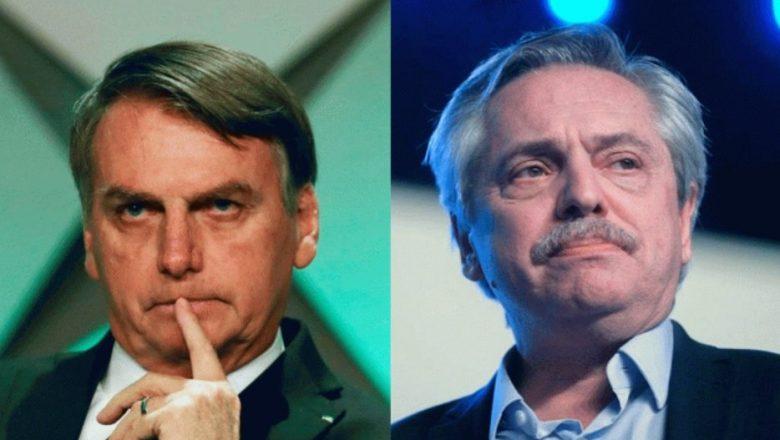 Bolsonaro e o presidente da Argentina vão se encontrar