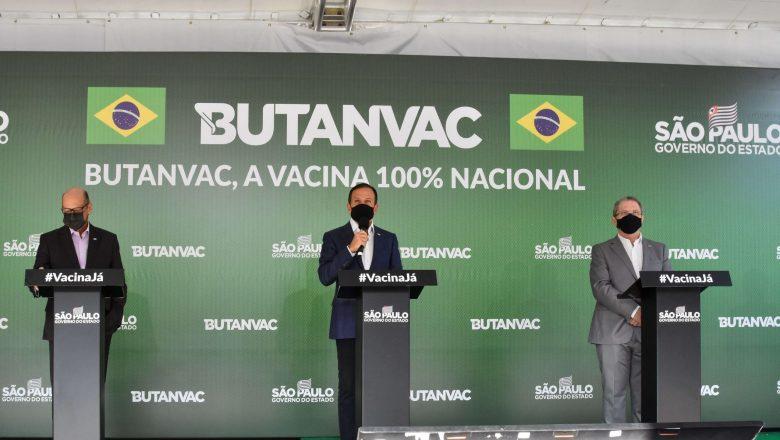 ButanVac é alternativa no caso de a vacina chinesa ser ineficaz