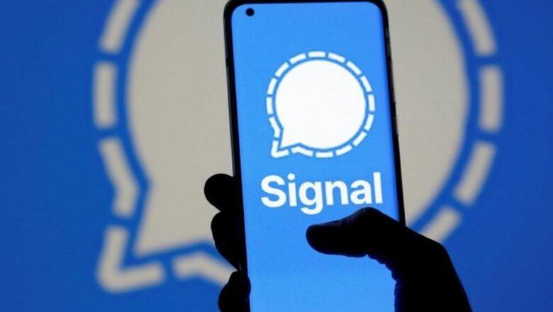 China começa a bloquear o aplicativo de mensagens criptografadas Signal