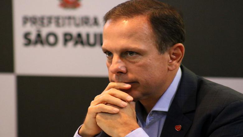 Doria cogita desistir de concorrer à Presidência da República