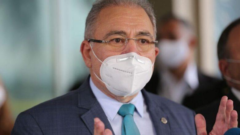 """""""É preciso unir os esforços de enfrentamento da pandemia com a preservação da atividade econômica"""" — diz ministro da Saúde"""