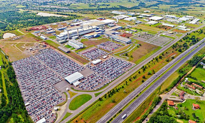 General Motors interrompe fabricação de carros no RS