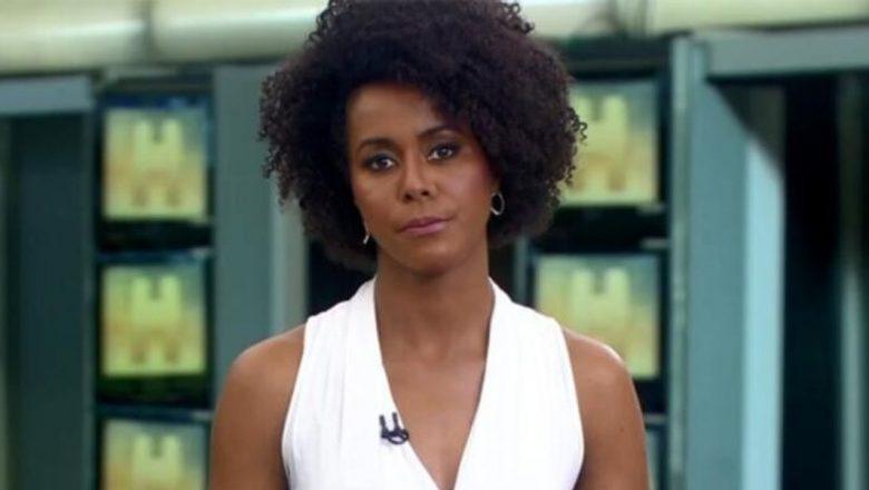 Globo sai em defesa de Maju Coutinho: 'Por mais duras que tenham sido, as palavras foram necessárias'