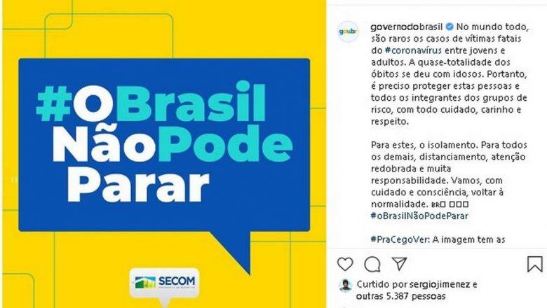 Justiça proíbe Governo Bolsonaro de divulgar campanhas não embasadas em estudos científicos