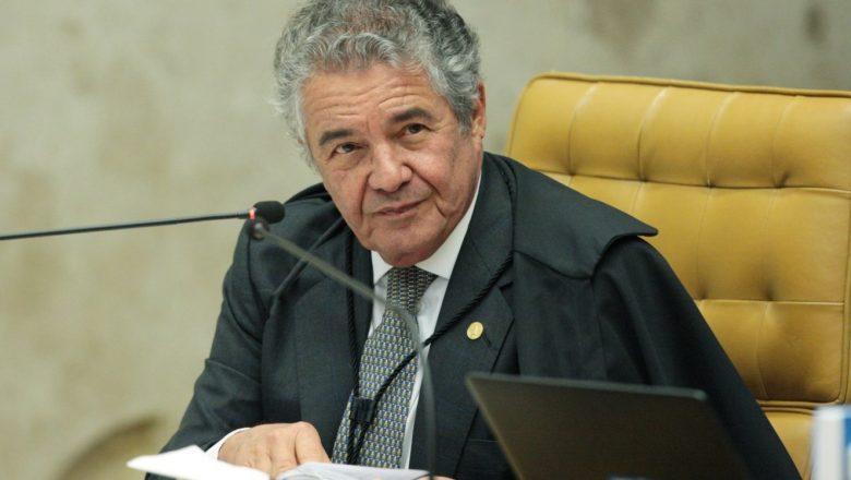 Marco Aurélio será relator de ação de Bolsonaro contra restrições