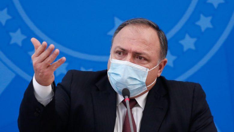 Pazuello deixa bem claro que só sairá do Ministério da Saúde se Bolsonaro pedir