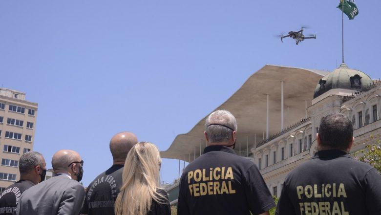 Polícia Federal confiscou R$ 10 bi do crime em 2020
