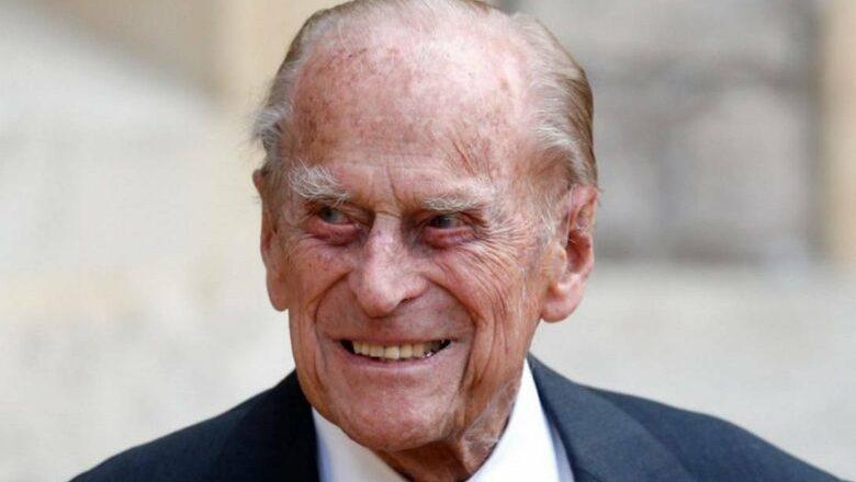 Príncipe Philip deixa o hospital após um mês internado