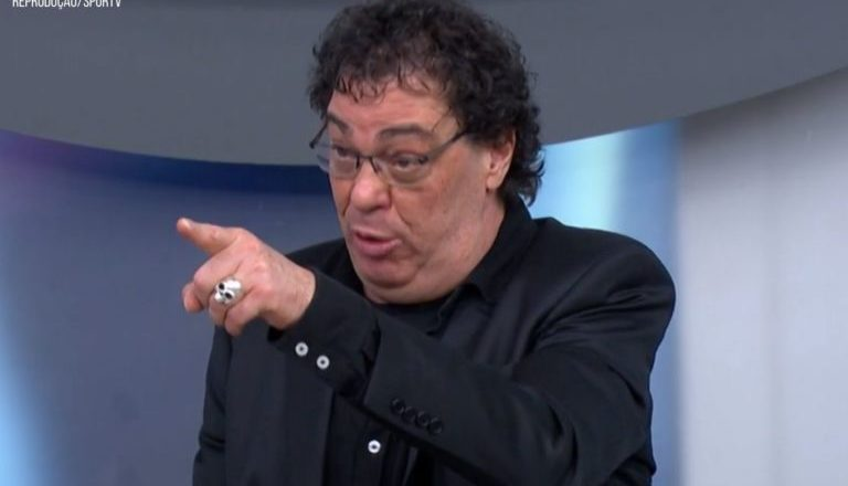 Após Casagrande contrair covid, Globo é alvo de críticas e dirigentes apontam hipocrisia no discurso da emissora