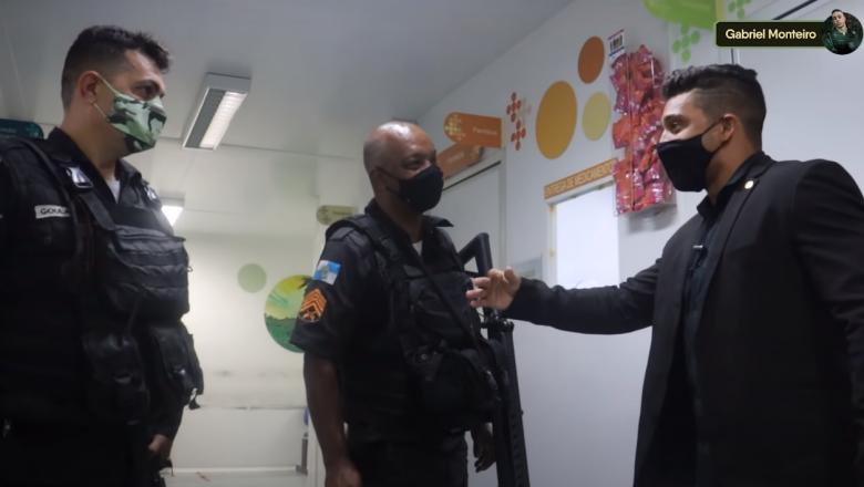 Após prender médica por 'omissão de socorro', Gabriel Monteira diz que pode ter mandato cassado
