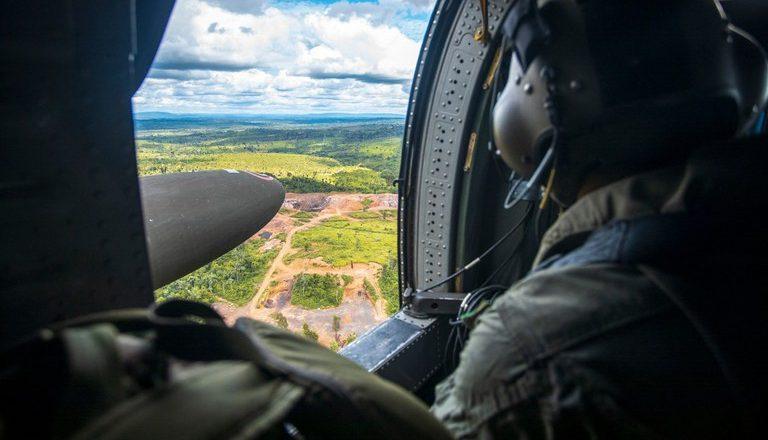 Desmatamento da Amazônia Legal teve queda, afirma Bolsonaro